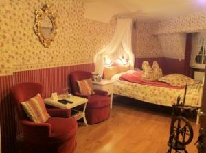 Das Zimmer Dornröschen im neuen Gewand (Handyfoto)