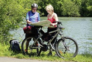 Märchenhafte Radtouren