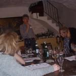 Weinkeller von Dr. Lossen / Bernkastel-Kues